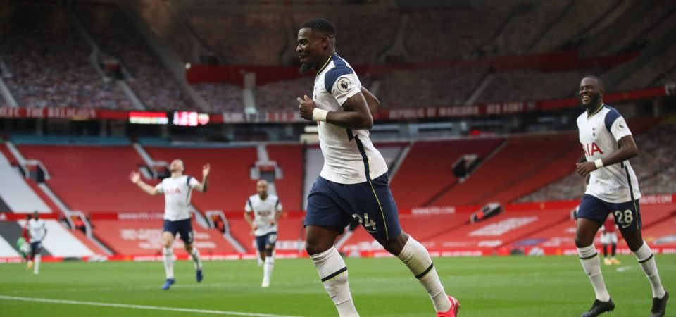 Edu risks Arsenal fury if he signs free agent Serge Aurier