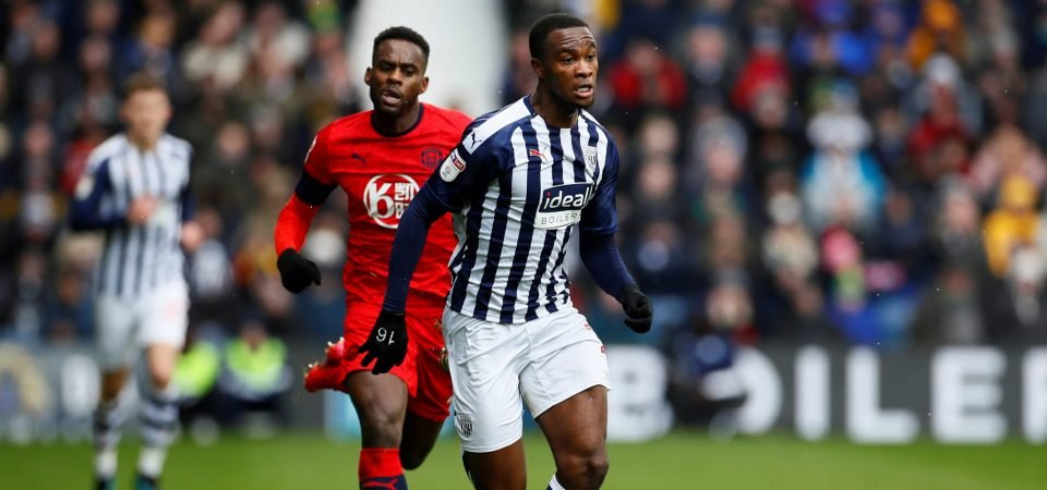 Rekeem Harper in last chance saloon at West Brom