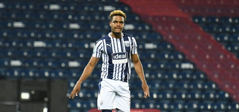 Aston Villa could have struck a blow to West Brom by signing Grady Diangana
