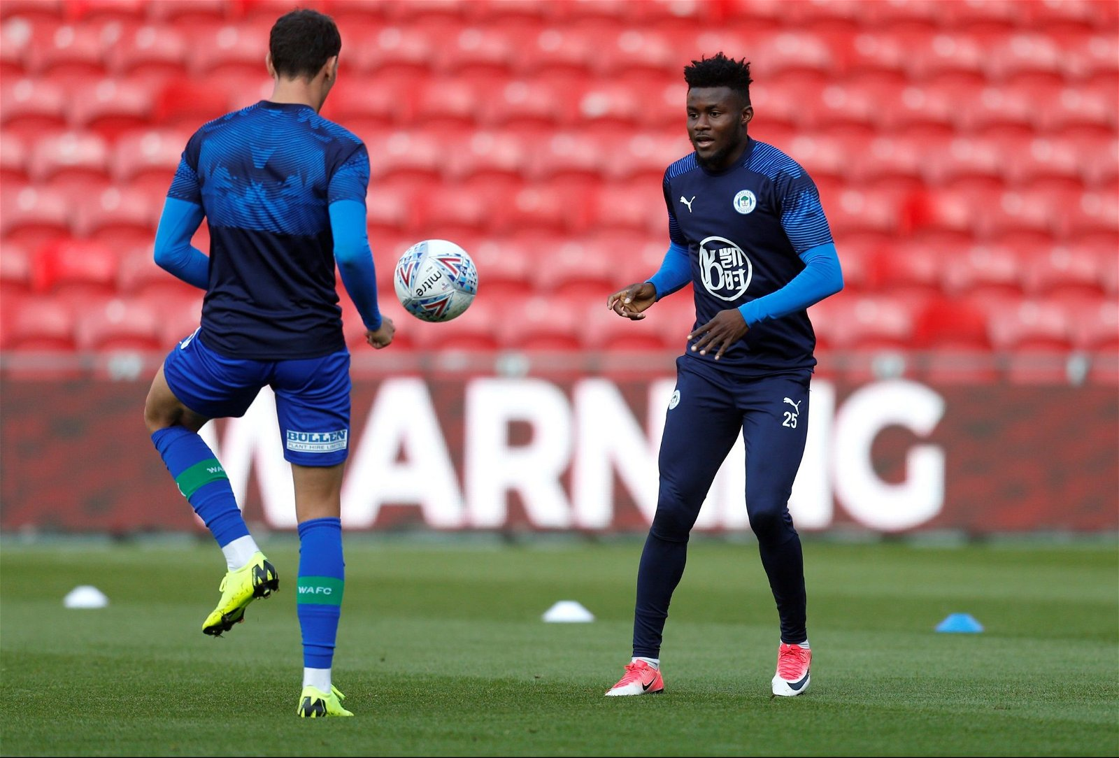"""wolves striker bright enobakhare on loan to wigan e1603900856490 - Wolves dodged one huge bullet with """"unbelievable"""" flop who Nuno once lauded """"special"""" - opinion"""