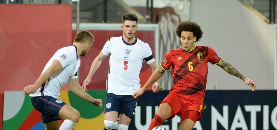 Journalist believes Aston Villa fans would have hailed Axel Witsel as a real coup