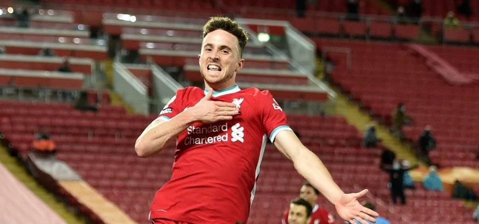 Liverpool: Reds given huge Diogo Jota boost ahead of Newcastle clash
