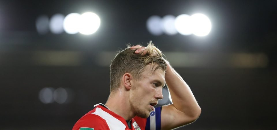 Southampon: James Ward-Prowse injury could be a huge blow for Hasenhuttl
