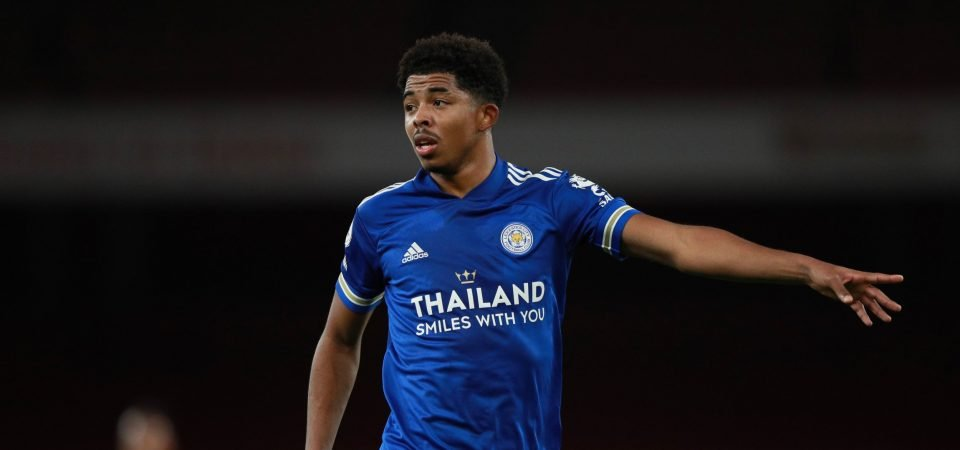 Manchester United: Red Devils must return to Leicester for Wesley Fofana