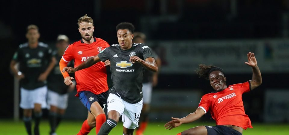 Jesse Lingard: West Ham target switches agent amid Manchester United plight
