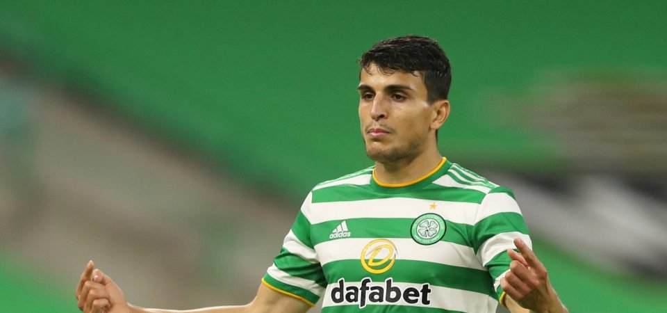Celtic: Moi Elyounoussi was surprising with poor performance against Hibs