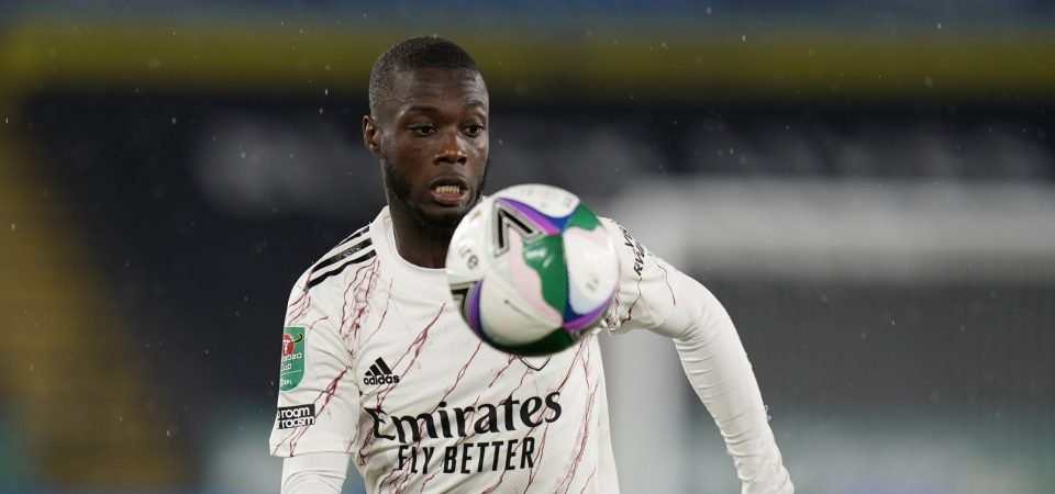 Leif Davis could make huge statement with performance against Nicolas Pepe