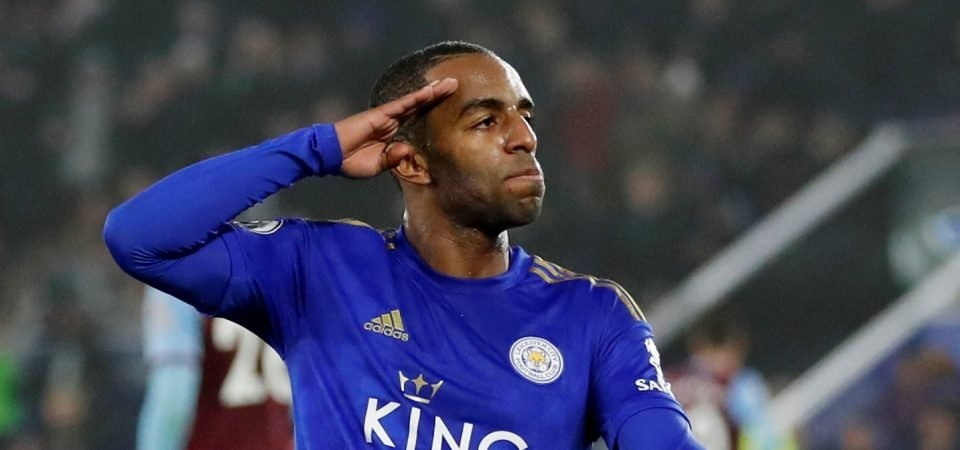 Leicester City: Ricardo Pereira's injury set-back gutting for Foxes
