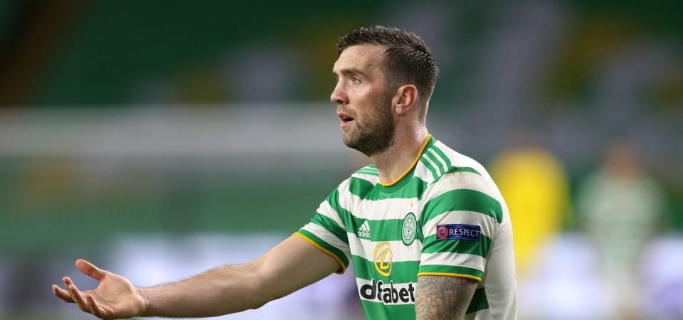 Shane Duffy put in unexpected positive display vs St Johnstone