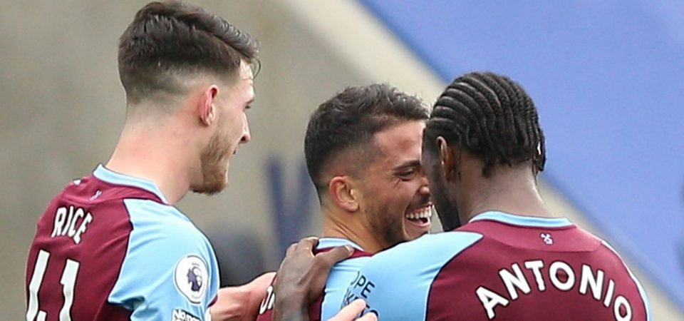 """Pablo Fornals: Michail Antonio """"makes it so easy"""" for West Ham to thrive"""