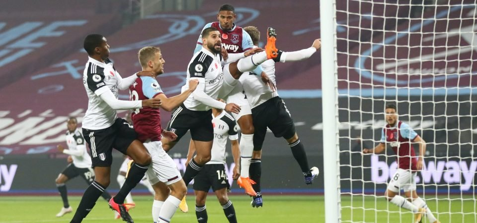 "West Ham's Sebastien Haller is ""frustrated"" by Antonio situation, claims Agbonlahor"