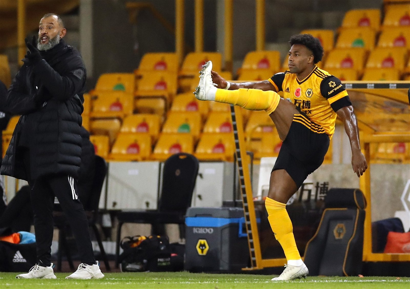 "adama traore substitute wolves - Shi made his biggest Wolves mistake yet over £64m-rated ""monster"" better than Traore - opinion"