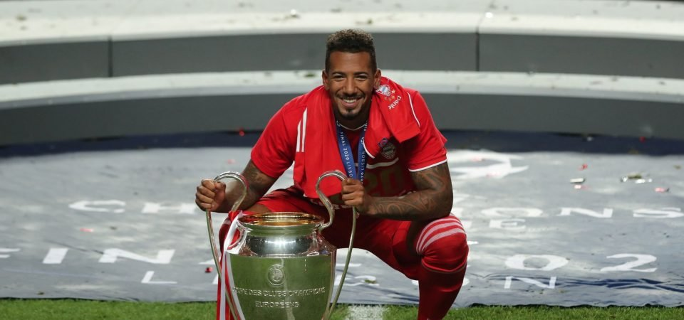 Spurs can land Mourinho his next Carvalho with free swoop for Jerome Boateng