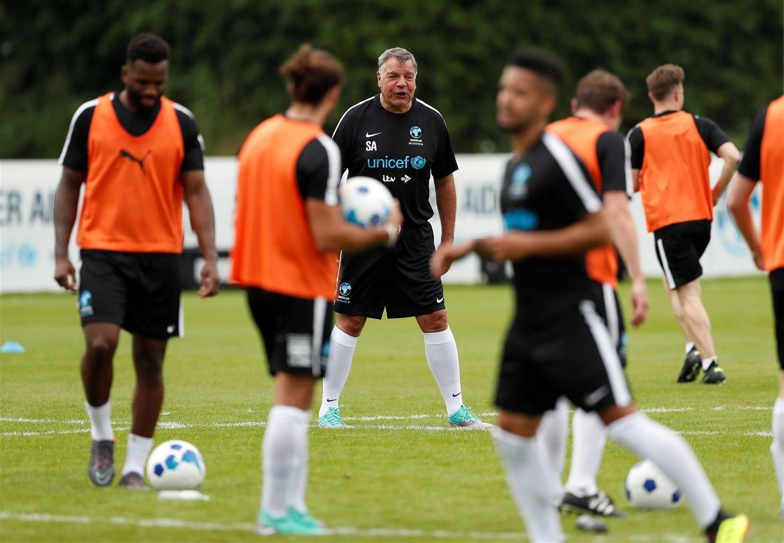 big sam soccer aid - Lai could worsen West Brom plight with disastrous call on man tipped to replace Bilic - opinion