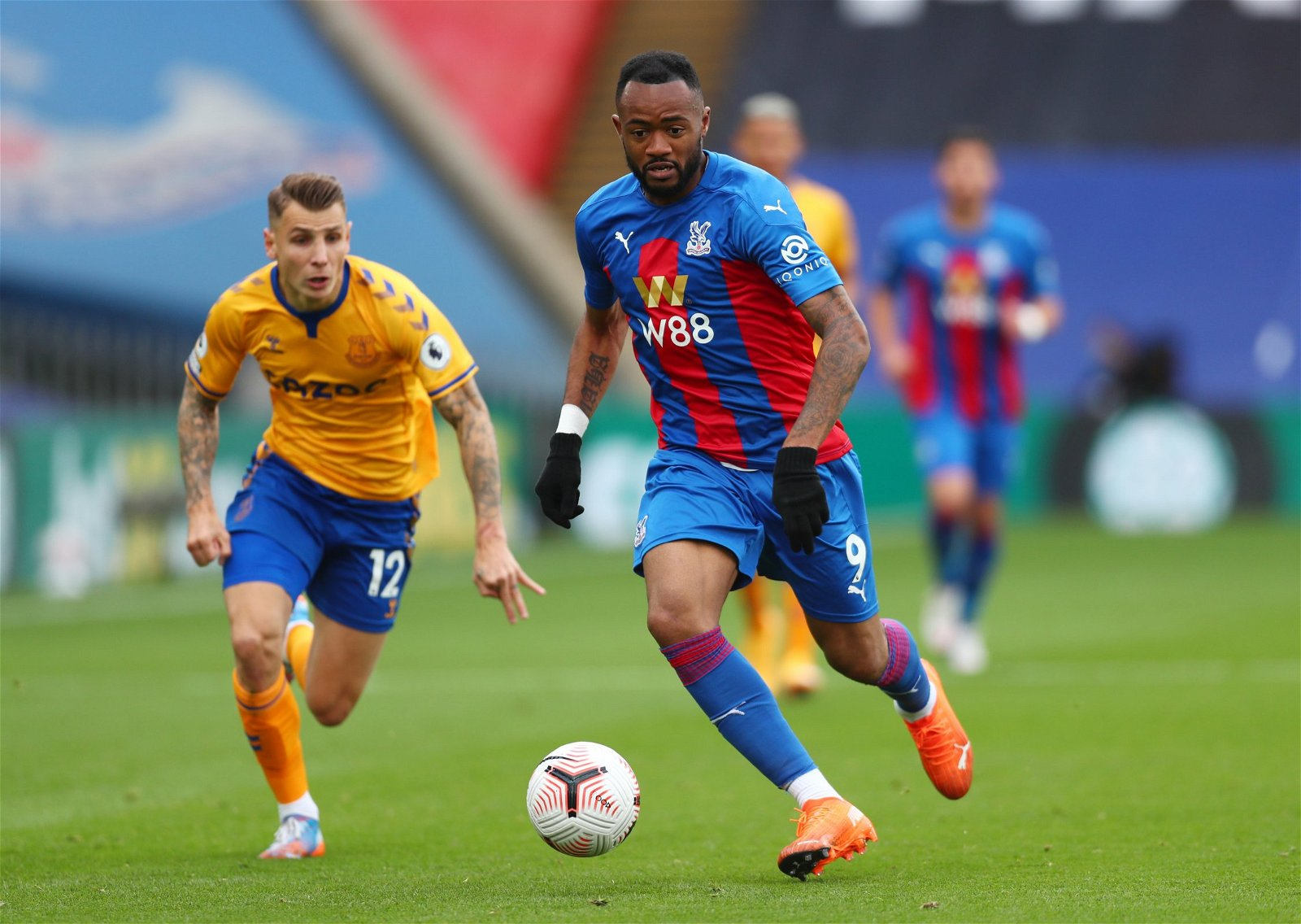 """crystal palace striker jordan ayew - Relegated at Villa, now worth 3x exit fee: Thriving Sherwood flop now a """"phenomenon"""" - opinion"""