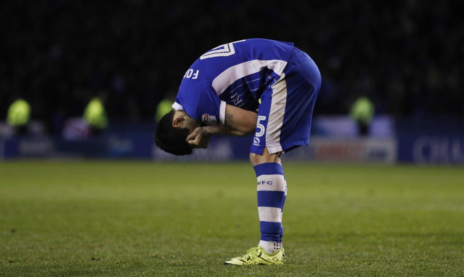 """dejected fernando forestieri wednesday playoff defeat - """"If he'd have done that"""" - Exclusive: Carlton Palmer makes huge Sheff Weds claim about Chansiri"""