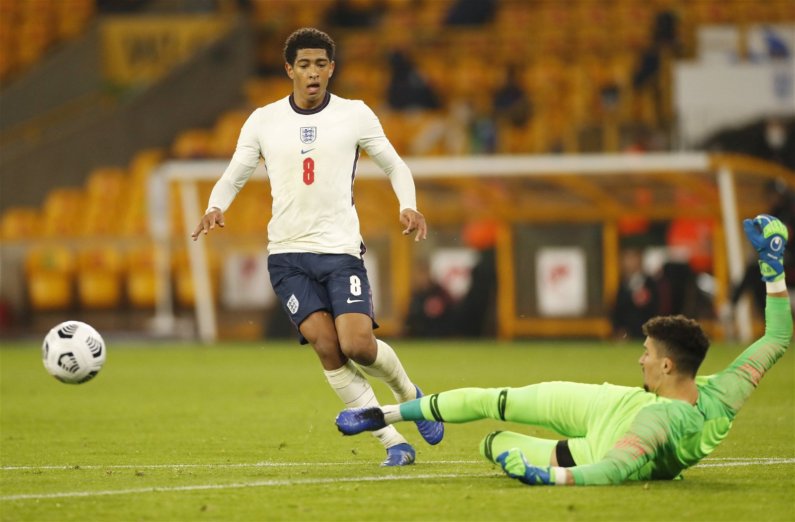 """england u21 jude bellingham vs turkey - Levy disaster: Spurs missed their next Alli in £30m dynamo with """"enormous potential"""" - opinion"""