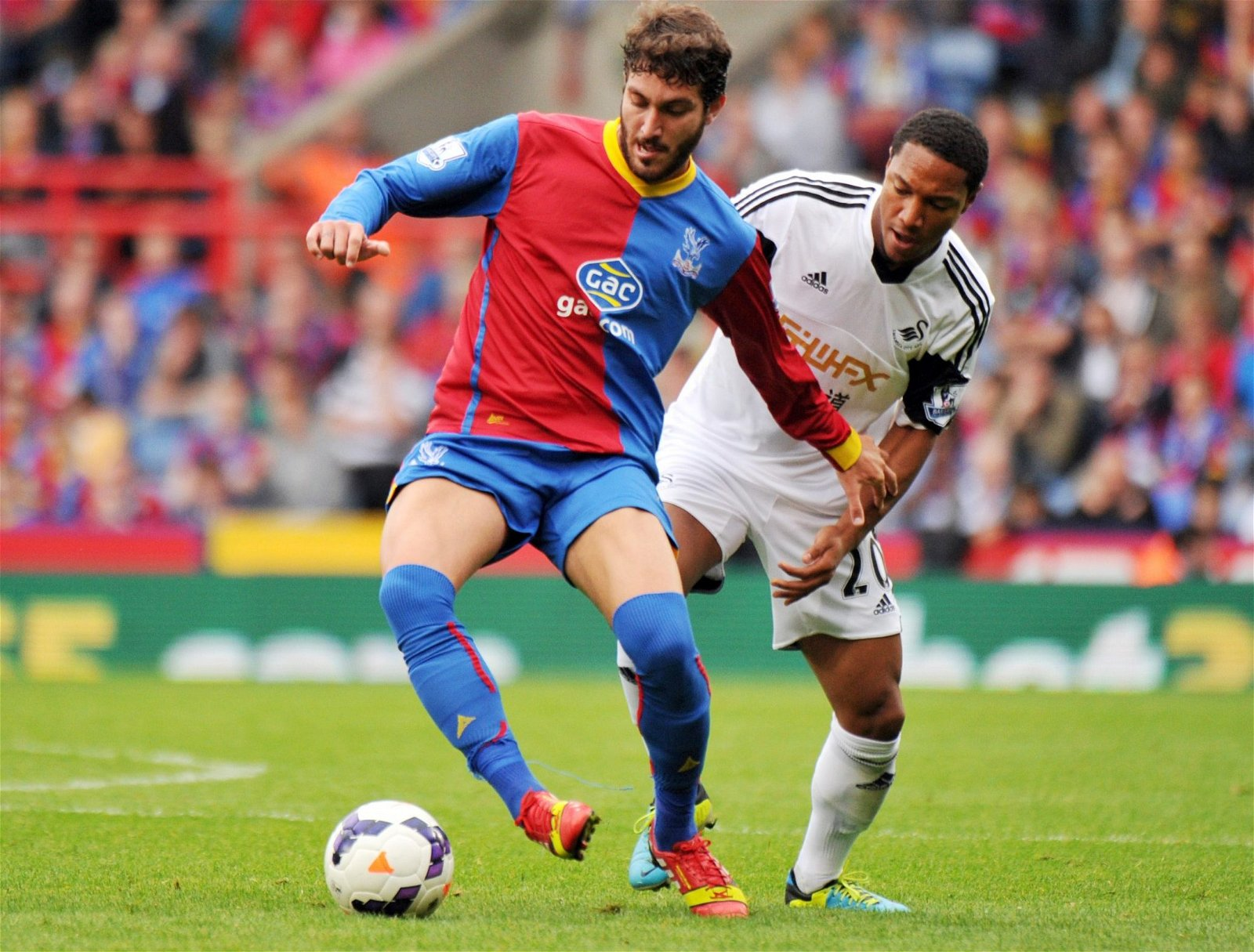"""jose campana in action for palace e1604495036722 - Next Saiz: Orta made an unforgivable Leeds mistake not signing £27m """"immense talent"""" - opinion"""