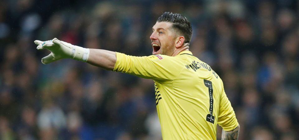 Exclusive: Chris Kirkland baffled by Keiren Westwood's situation at Wednesday