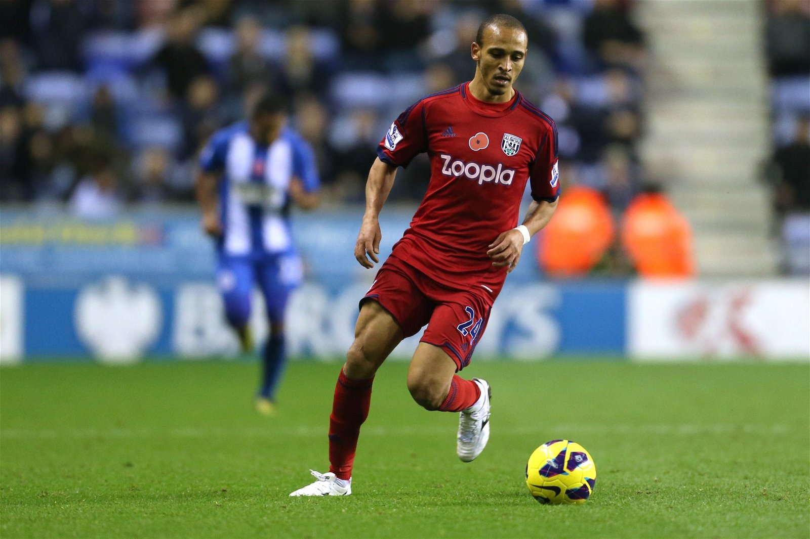 """west brom forward peter odemwingie vs wigan premier league - Slaven Bilic has uncovered West Brom's new Odemwingie in """"dangerous"""" £9m-rated beast - opinion"""