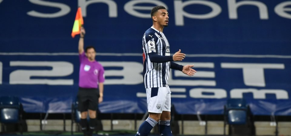Karlan Grant must start in West Brom's final Premier League outing