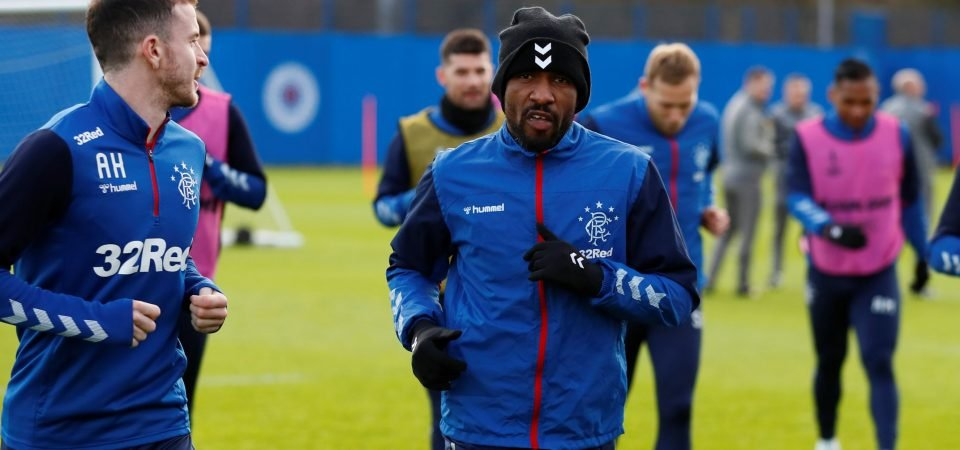 Rangers can't afford to lose Jermain Defoe despite exit rumours