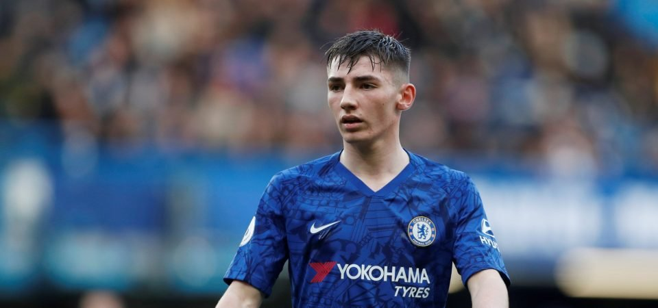 Rangers will rue not re-signing Billy Gilmour from Chelsea after David Ornstein update