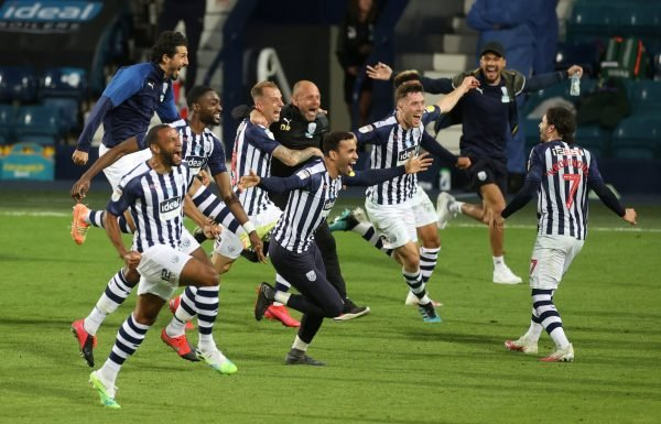 Kyle Bartley Stole The Show In West Brom Win Footballfancast Com