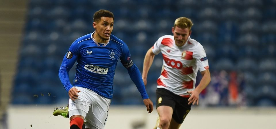 Rangers receive James Tavernier injury boost before Antwerp Europa League clash