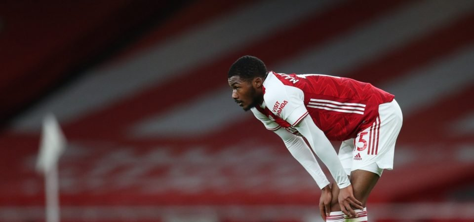 West Brom must secure Ainsley Maitland-Niles