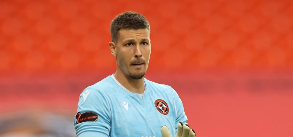 Celtic: Signing Benjamin Siegrist would be the end of Scott Bain