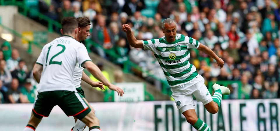 Lawwell living in a dream hiring Henrik Larsson to replace Neil Lennon at Celtic