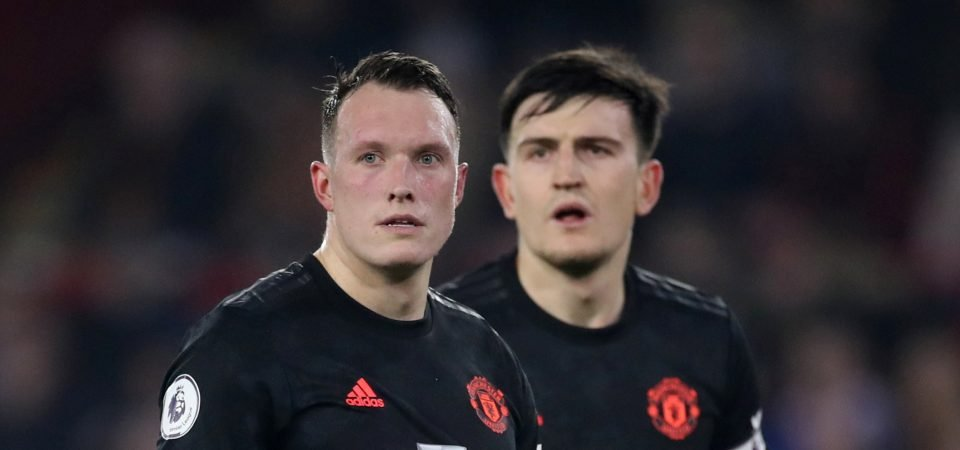 Exclusive: Dean Windass rules out Leeds signing Manchester United's Phil Jones