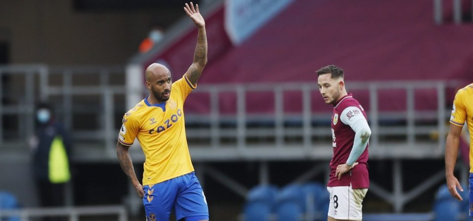 Fabian Delph touted for Everton exit in January transfer clear-out