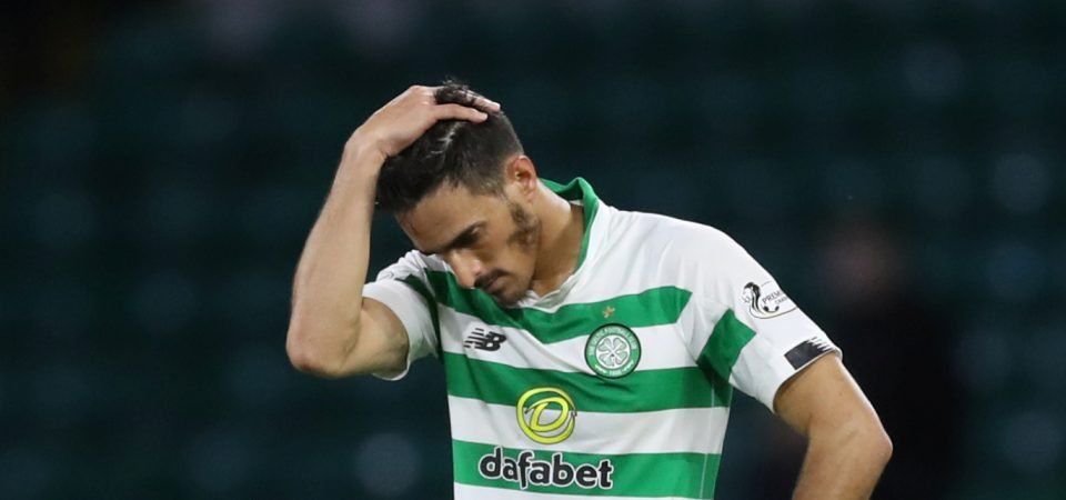 Celtic boss Neil Lennon delivers update on Hatem Abd Elhamed's future