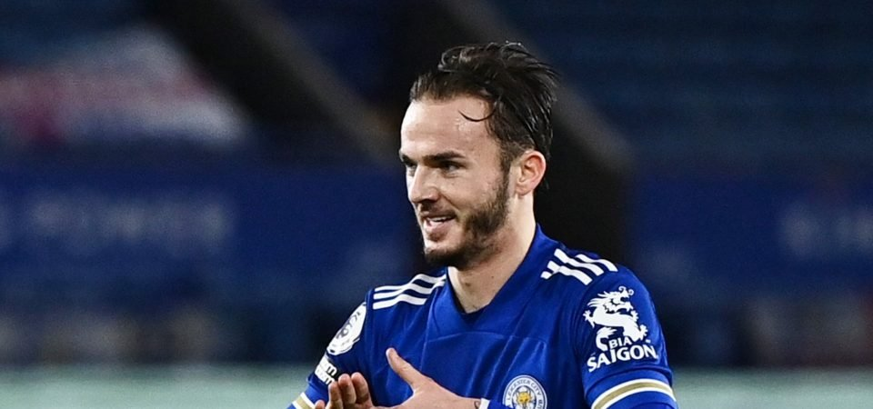 Leicester: James Maddison produced creative masterclass vs Spurs