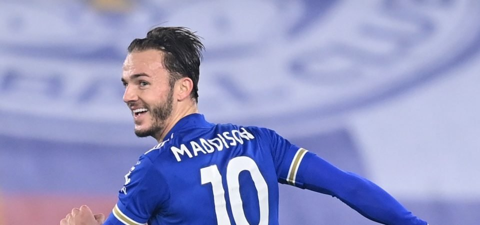 Leicester City: James Maddison hands Foxes big boost ahead of Man City clash
