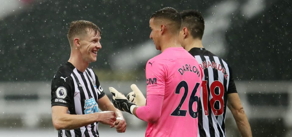 Newcastle: Steve Bruce must axe underperforming flop Emil Krafth