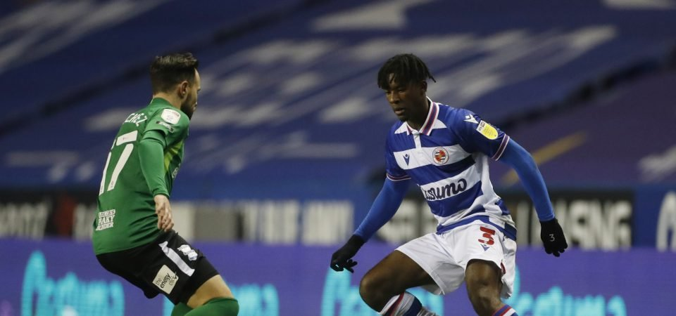 Reading's Omar Richards agrees free Bayern Munich move amid Everton interest