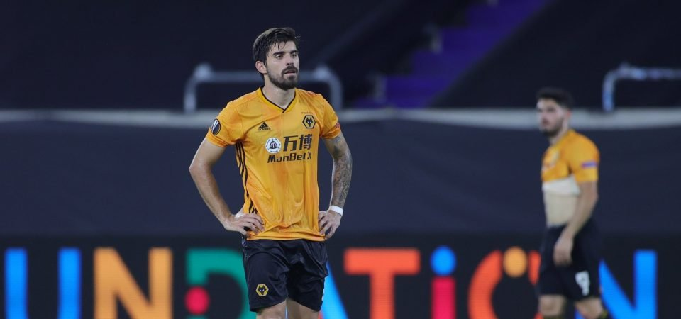 Wolves midfielder Ruben Neves could become a headache