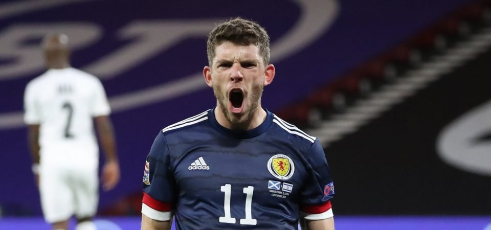 Ryan Christie disappoints again for Celtic