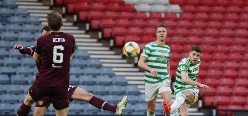 Ryan Christie was Celtic's real hero in the Scottish Cup final