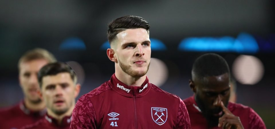 Exclusive: Windass thinks West Ham's Declan Rice would like to join Chelsea