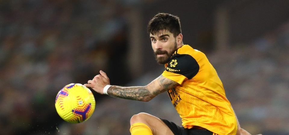 Manchester United are in talks for Ruben Neves