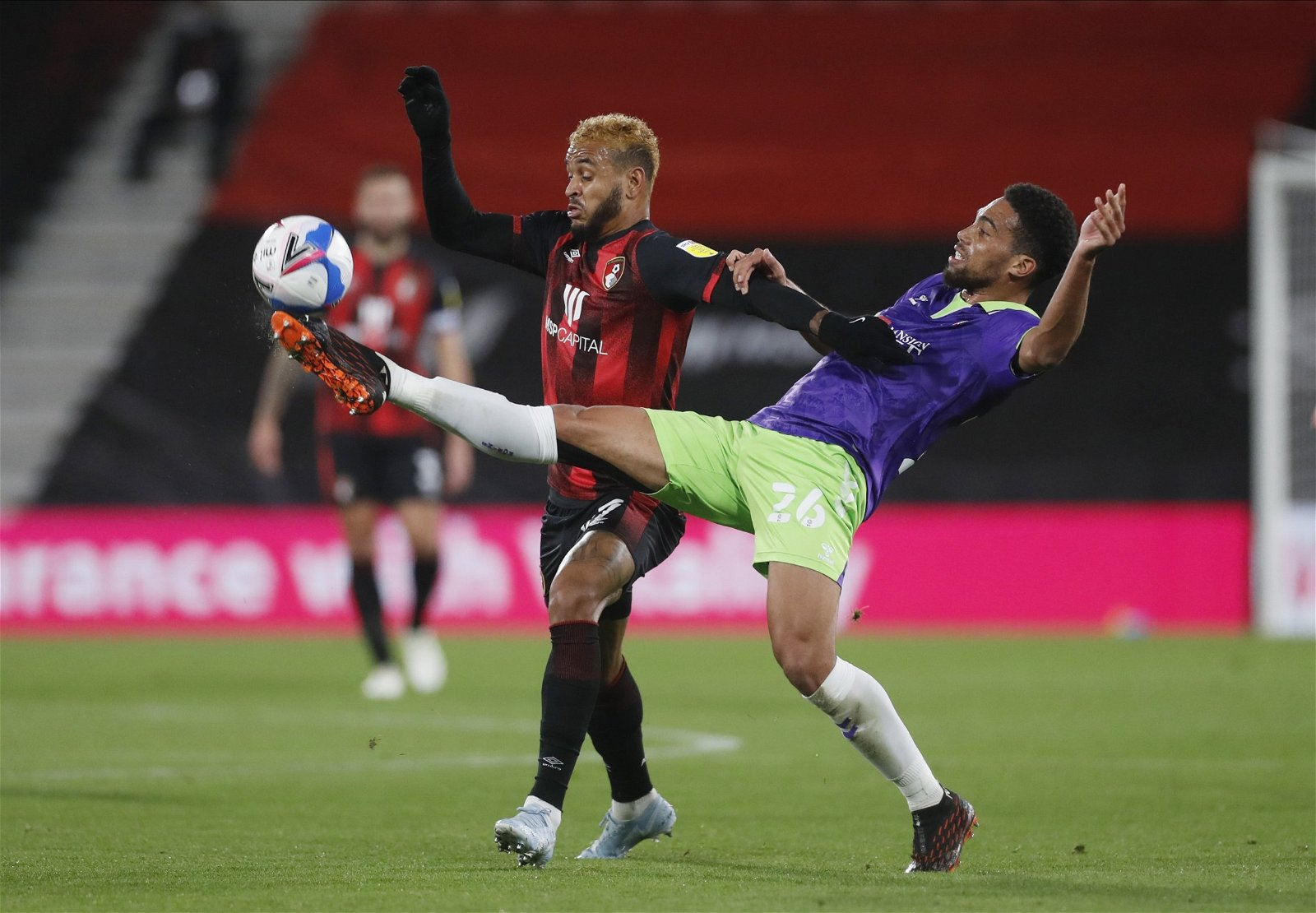 Josh King is being linked with a move away from Bournemouth