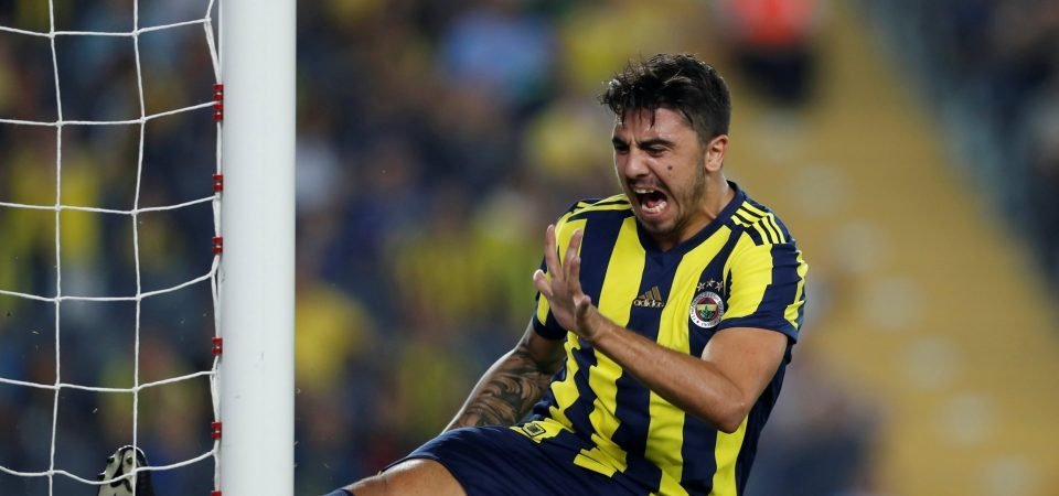Crystal Palace should break the bank with Fenerbache midfielder Ozan Tufan