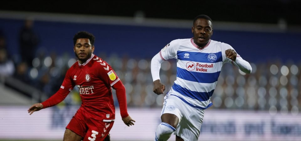 Glasgow Rangers can deal huge blow to Celtic by winning Bright Osayi-Samuel race