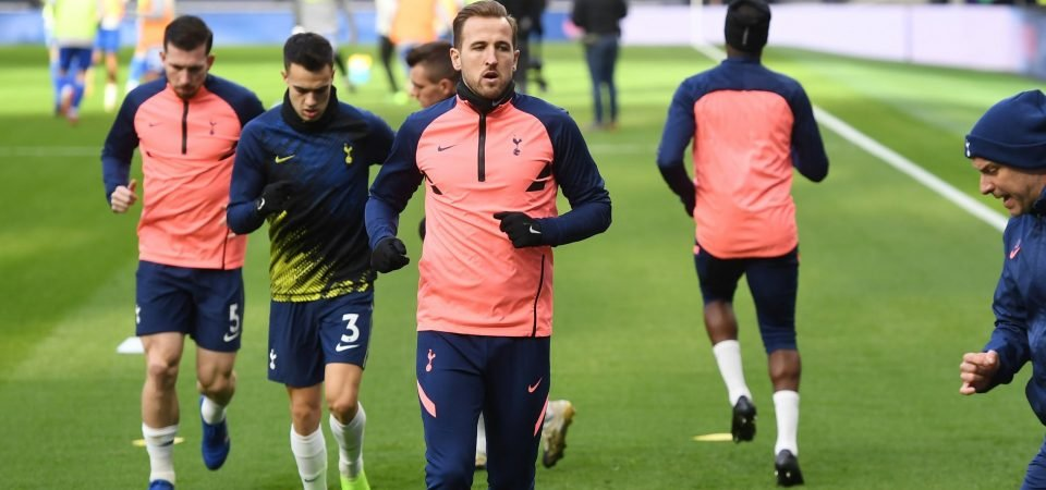 Spurs handed major Harry Kane boost ahead of Carabao Cup final