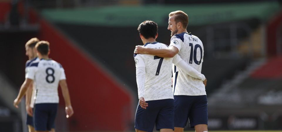 Exclusive: Spurs legend Gary Mabbutt discusses Harry Kane's journey