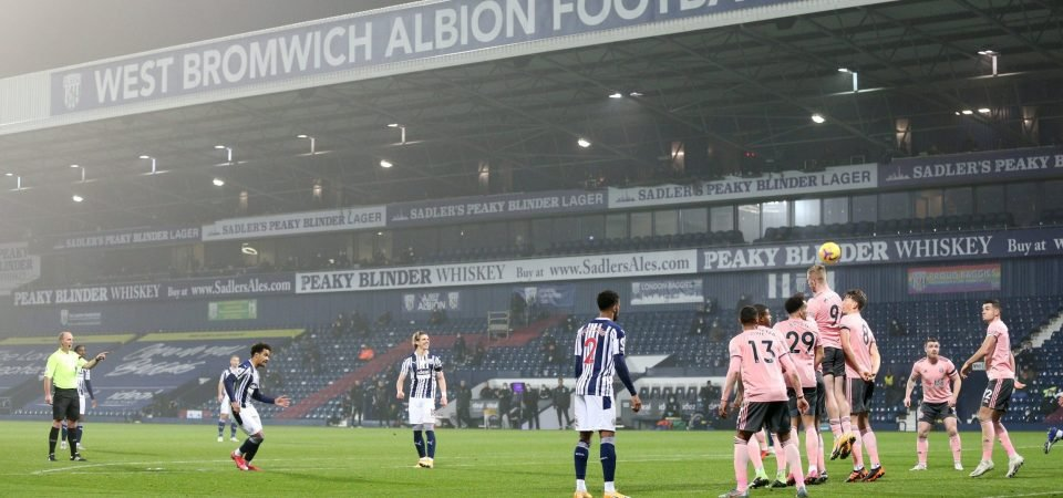 Preview: West Brom XI vs Brighton - latest team and injury news, predicted lineup